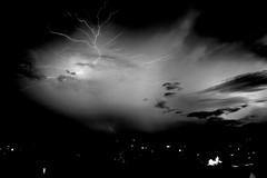 Crack in the sky photo by Marko Milošević