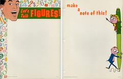 Flourescent letterheads