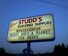 Elmo Studd: Astronomer