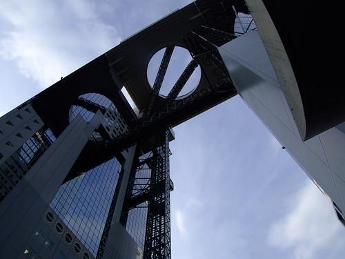 Umeda Sky Building class=