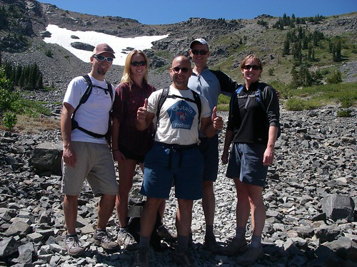 Pete's Leaving do Hike - Tallac