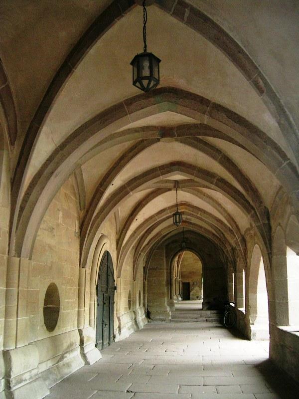 Maulbronn Monastery - arches