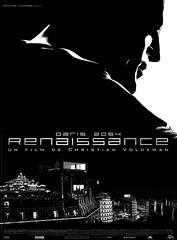 La animación pisa fuerte en Francia: Trailer y póster de 'Renaissance'