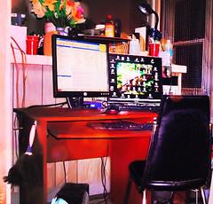 Lomo Desk
