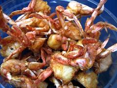 Mmm... crabs