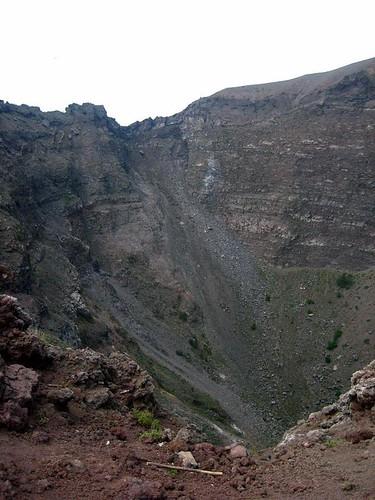 The Crater, Vesuvio