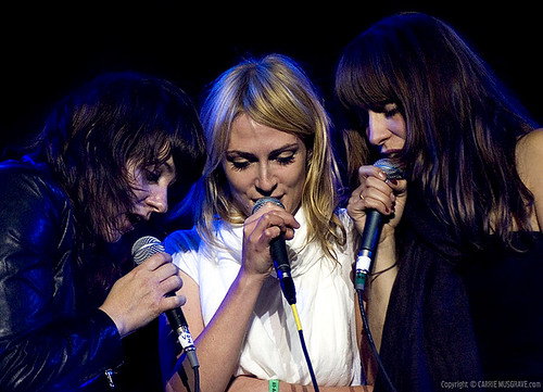 BSS - Amy Millan, Emily Haines, Leslie Feist_1962 by Carrie Musgrave
