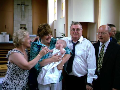 Lauren's Christening (06/08/06)