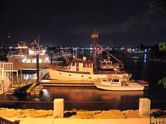 UMass. Boston dock