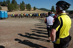 cycle oregon Day 3 ride Starkey to Sumpter