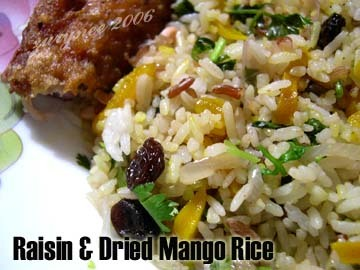 raisin_mango_rice