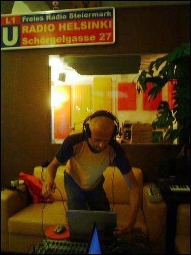 Ludwig @ Radio Helsinki, Graz