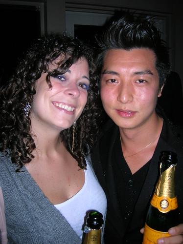 kelly & tsuyoshi