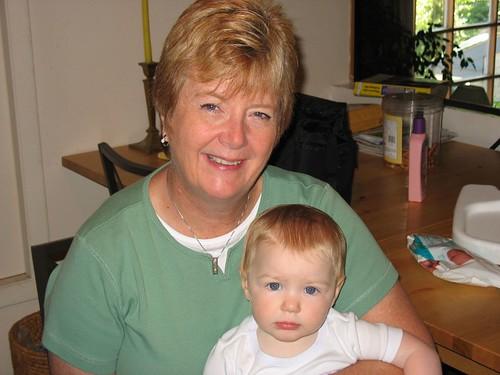 Leda & Grandma