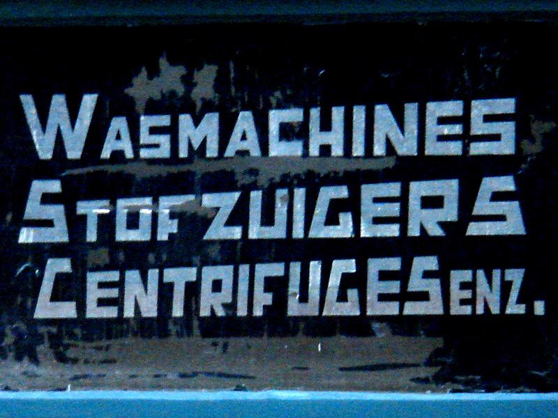 wasmachines stofzuigers