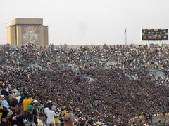 Michigan Beats Notre Dame 47-21