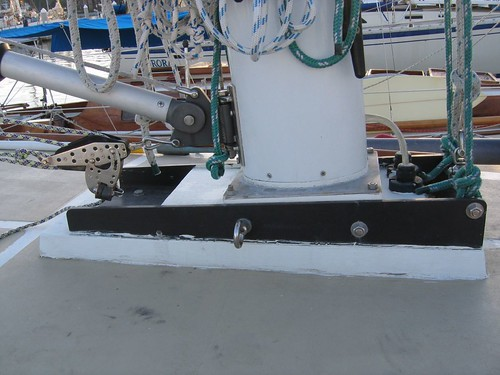 mast step 3