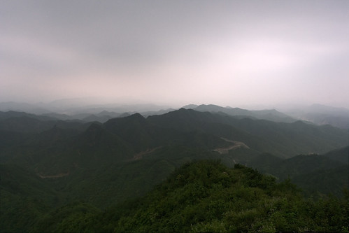 Great Wall Scenery
