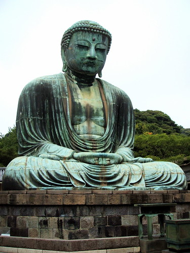 Daibutsu Up Close
