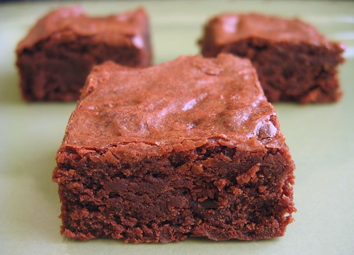 Bakers chocolate brownie recipes