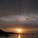 tramonto a bassa trinita