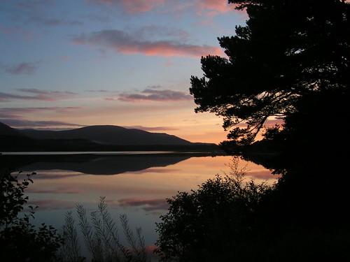 Loch Morlich Reflections