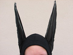 Bat Ears Costume http://www.craftfreely.com/free-sewing-patterns/preview-pattern.cfm?id=10519