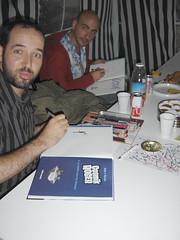 Julien CMD et Julien Neel