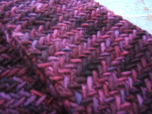 Malabrigo Scarf Close-up