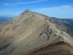 SW Ridgeline of Tieton Peak