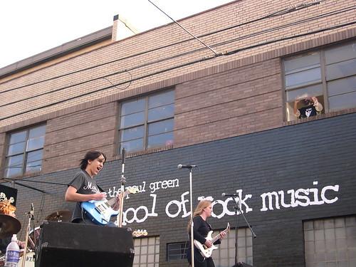 Paul Green School of Rock