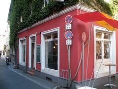 Der Tatort - das Café Centrale