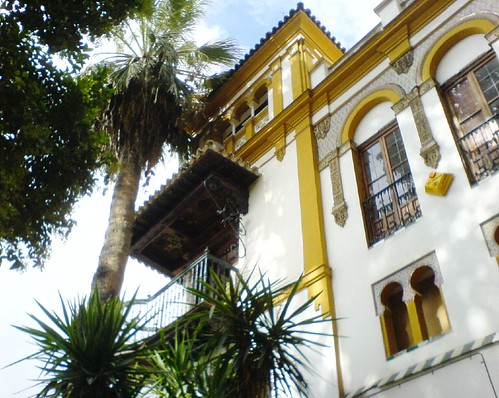Mujedar Balcony