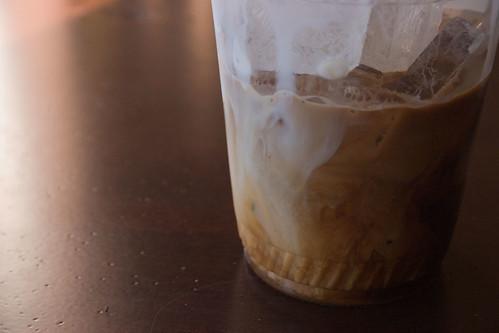 Espresso over Ice