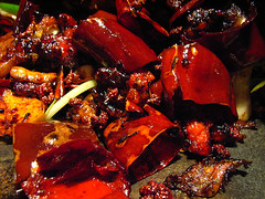 Sichuan Style Spicy Crabs