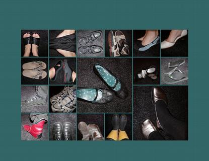 Mine sko og støvler