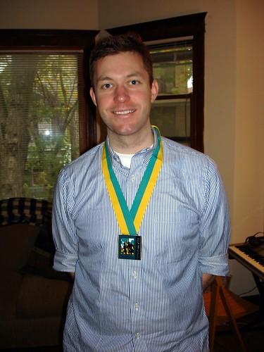 Matt Larsen, Marathoner