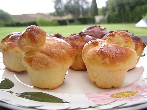 Mini-Brioches