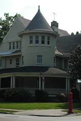 House on Albemarle Road