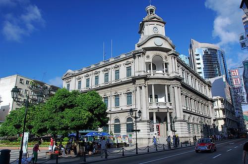 郵政總局(Post office)