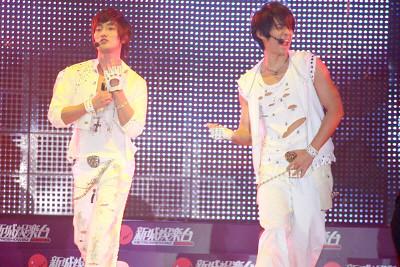 Vanness and Kangta, Metro Radio music awards 2007