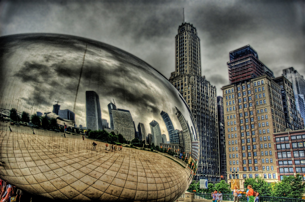 Chicago Lays an Egg