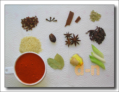 feipian spices