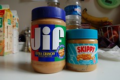 French Skippy vs. American Jif
