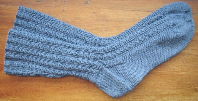conwy socks flat