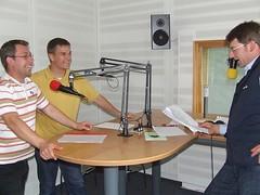 Jens und Henning bei Radio ZuSa
