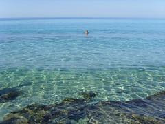 Il mare di Gallipoli - Lido San giovanni / Baia Verde