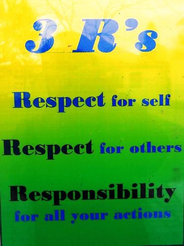 Rotorua中學最重要的3R精神