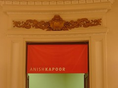 Anish Kapoor no CCBB