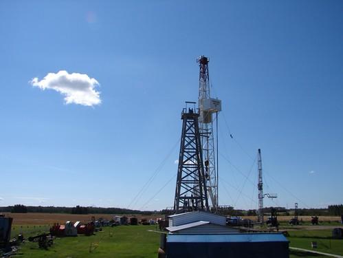 اولین چاه نفت کانادا Leduc Edmonton Alberta